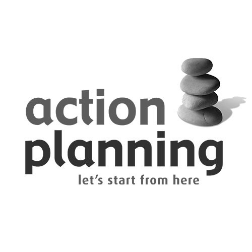 Action Planning Logo Type