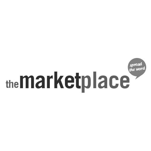 The Market Place Logo Type